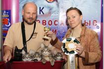 20-21.07.13. Moscow. Best litter of special show.